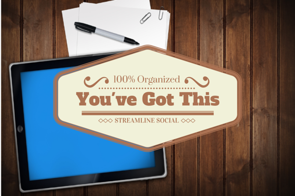 100-Organized