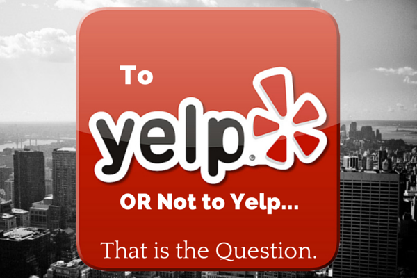 Yelp-or-not-to-Yelp